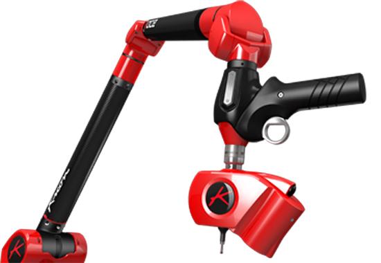 3D mérőkar