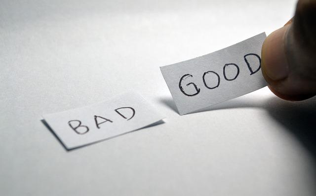 jó döntés rossz döntés